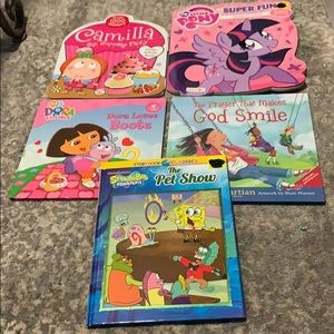 Other - Mix Lot of 5 Children's Book New